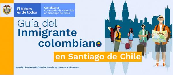 Guía del inmigrante colombiano en Santiago de Chile